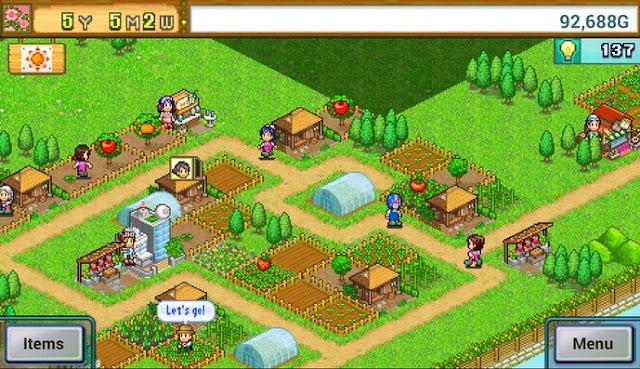 13 Game Android Mirip Harvest Moon Berkebun Dan Peternakan Rekano Dm