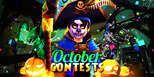 Frostcaller: Wizard101 & Pirate101 October Contests