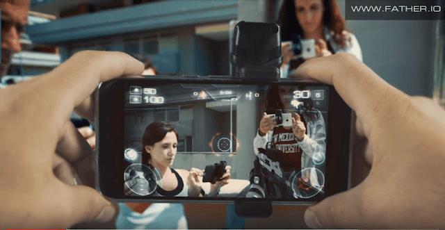 صدقني هذه اللعبة ستصدمك بشكل لا يصدق I إلعب على أرض الواقع عبر هاتفك الأندرويد 2018