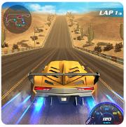 Drift car city traffic racer 2.5 Mod Apk.1