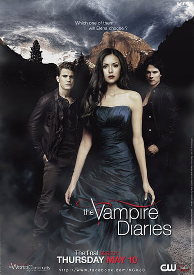 Download Vampire Diaries Season 8 : download, vampire, diaries, season, Download, Series, Movie:, Vampire, Diaries, Season, Episode, S08E01