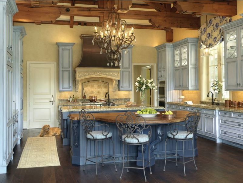 Create A Classic French Rustic Country Style Kitchen Design in the right  way   Art Home Design IdeasCreate A Classic French Rustic Country Style Kitchen Design in the  . French Country Kitchen Designs. Home Design Ideas
