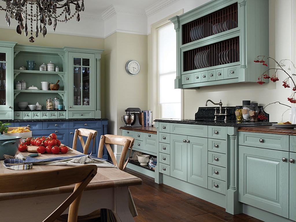22 Fotos de cozinhas para quem adora azul Blog Novo Mundo #634033 1024 769