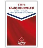 Körfez LYS-4 Branş Denemeleri (Tarih-Coğrafya-Psikoloji-Sosyoloji-Mantık)
