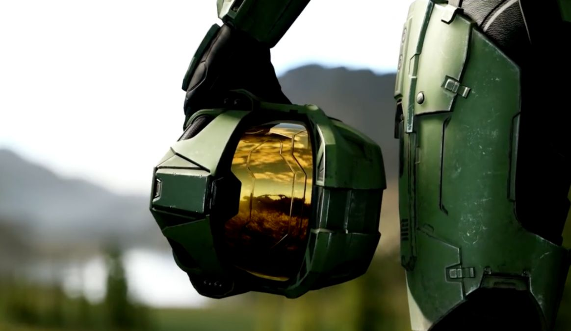 Games Wallpaper Master Chief Helmet Day Halo Hd Wallpapers