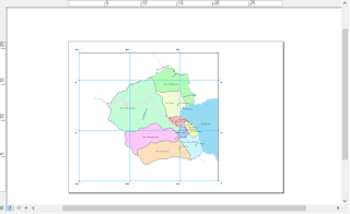Membuat Template Layout ArcGIS 7