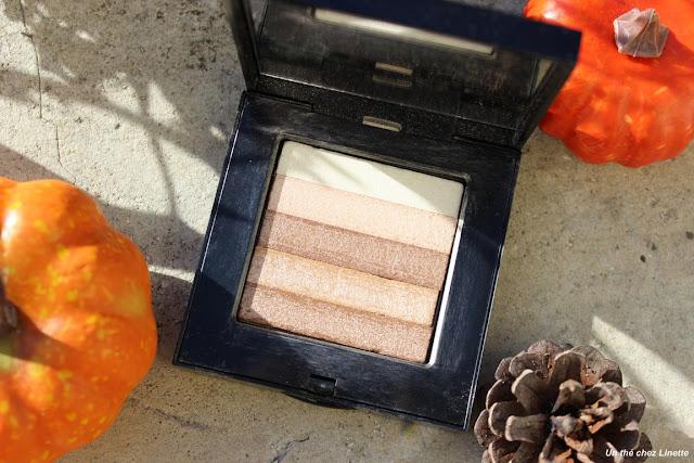 maquillage blog un thé chez Linette