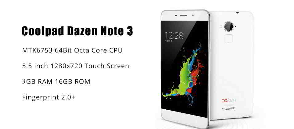 Coolpad Note 3 | Anything about ROM Recovery and modding
