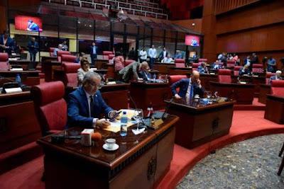 Senado aprueba  que establece las contribuciones de particulares a los partidos