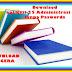 Download Kumpulan Administrasi Guru Terbaru Tahun Pelajaran 2017/2018