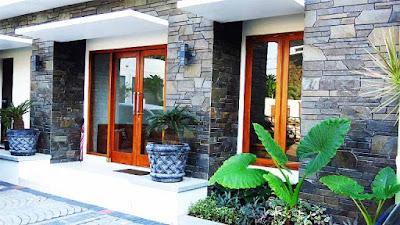 Batu Alam sebagai  Material yang Cocok Dipakai untuk Memperindah Bangunan Rumah