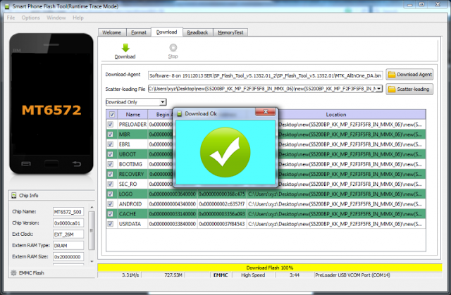 Tcp: Download Sp Flashtool Latest v5.1648