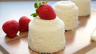 fincan tatlısı - sütlü pratik tatlı tarifi - fincan tatlısı video - KahveKafeNet