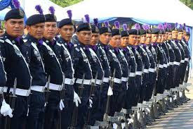 Temuduga Terbuka Konstabel Polis 2017 Bagi Lelaki