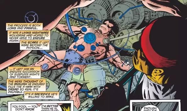 3 Logam Fiksi Terkuat dalam Komik Marvel adamantium