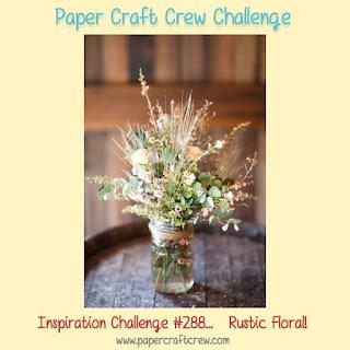 Paper Craft Crew Inspiration Challenge #PCC288