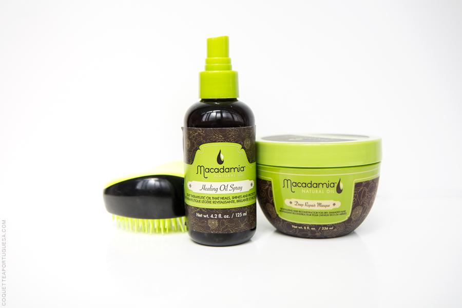 macadamia natural oil haircare mascara oleo cabelos pintados estragados rotina capilar