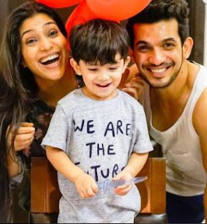 Arjun Bijlani Family Wife Son Daughter Father Mother Marriage Photos Biography Profile