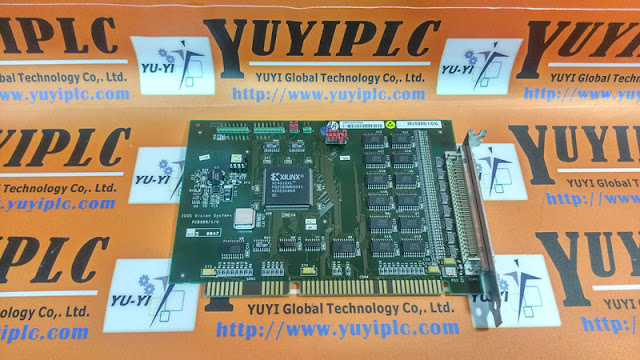 ICOS Vision Systems PCB988/1/0 MVS988/1/0/0 Card