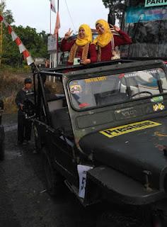 Jeep Lava Tour Merapi Jogja