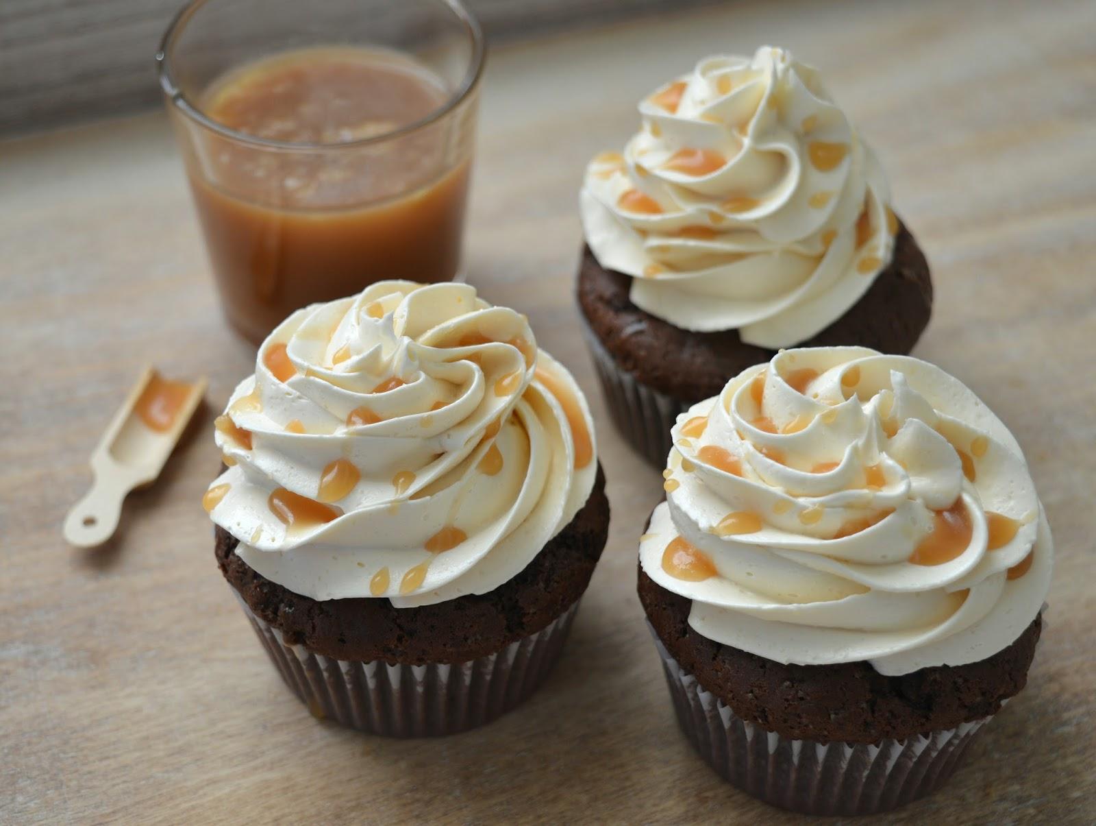botercreme voor cupcakes