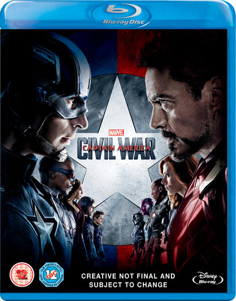 Capitán América: Civil War IMAX (2016) HD 1080p Latino