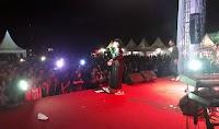 Souljah Hipnotis Ribuan Warga Bone di Konser Musik Urbanation