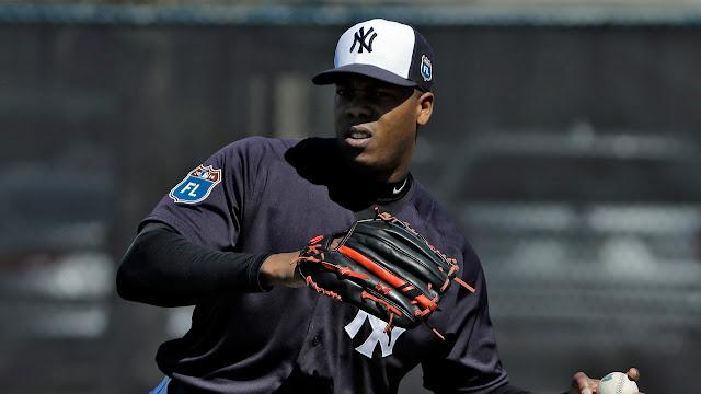 Chapman quiere volver a los Yankees, y ellos están preparados para convertirlo en el cerrador mejor pagado en la historia del béisbol.
