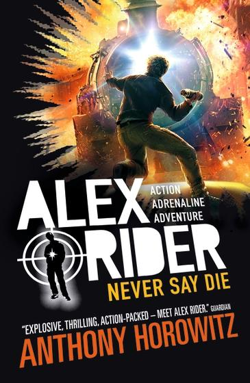 Kids Book Review Review Never Say Die