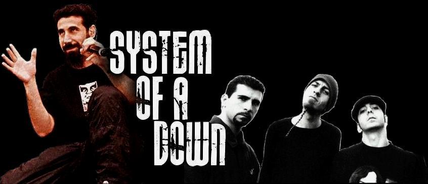 Semua Tentang Band Gokil System Of A Down
