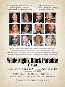 White Nights, Black Paradise: The Play