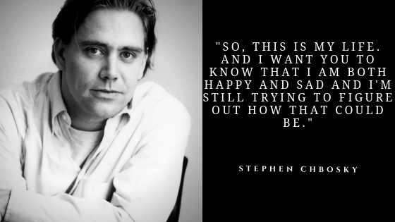 Stephen Chbosky Quotes - Perks of Being a Wallflower Author