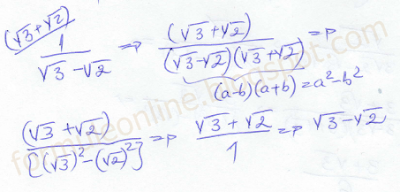 radicals example with solution