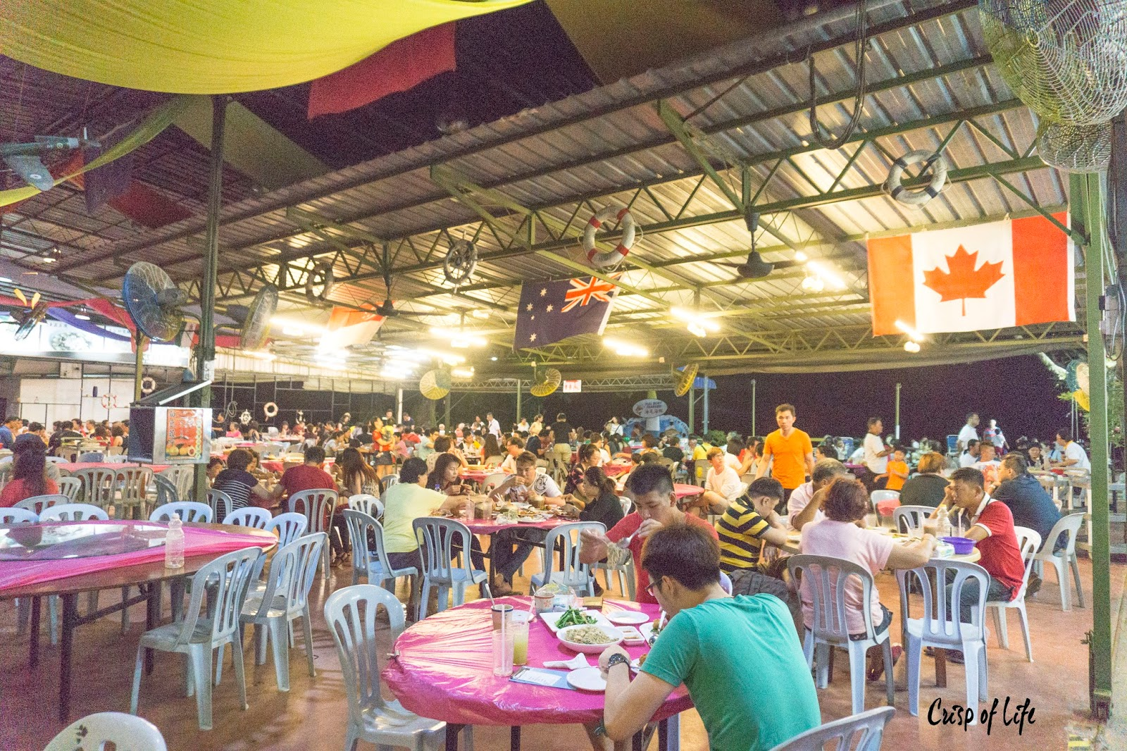Hai Boey Seafood Restaurant Teluk Kumbar Penang