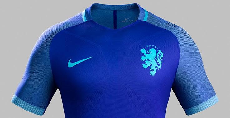 info for 3bf69 da64e Netherlands 2016 Away Kit Released - Footy Headlines