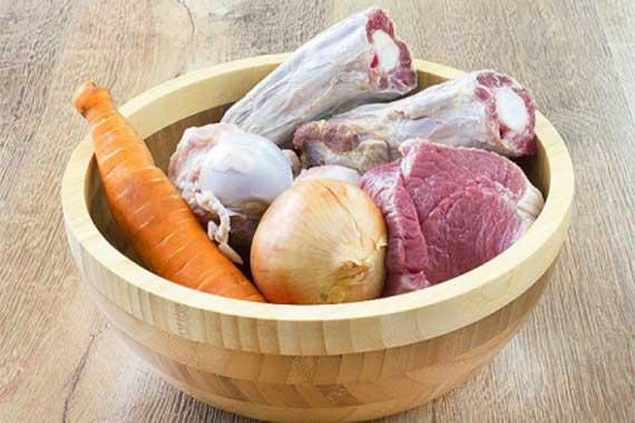 Морковь сырая - 2 шт; Перец черный горошком - 10 шт; Лавровый лист - 2 шт;