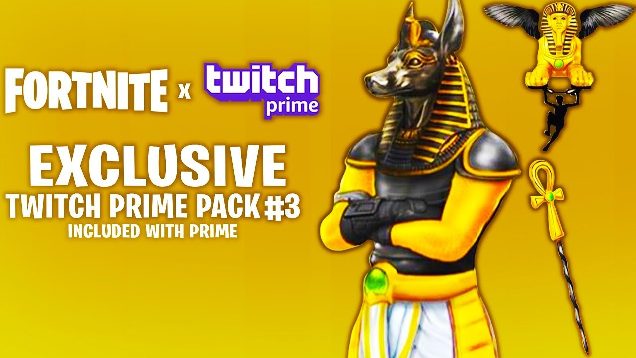 Even More Twitch Prime Loot In Fortnite Twitch Blog
