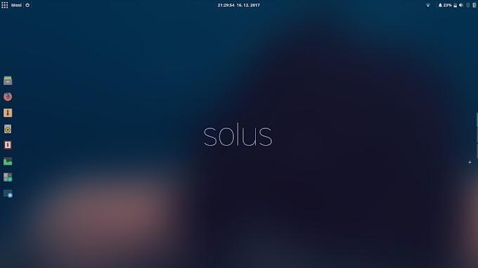 Hướng dẫn cài đặt Solus 4 chi tiết bằng hình ảnh mới nhất