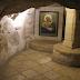A GRUTA MILAGROSA ONDE MARIA AMAMENTOU JESUS