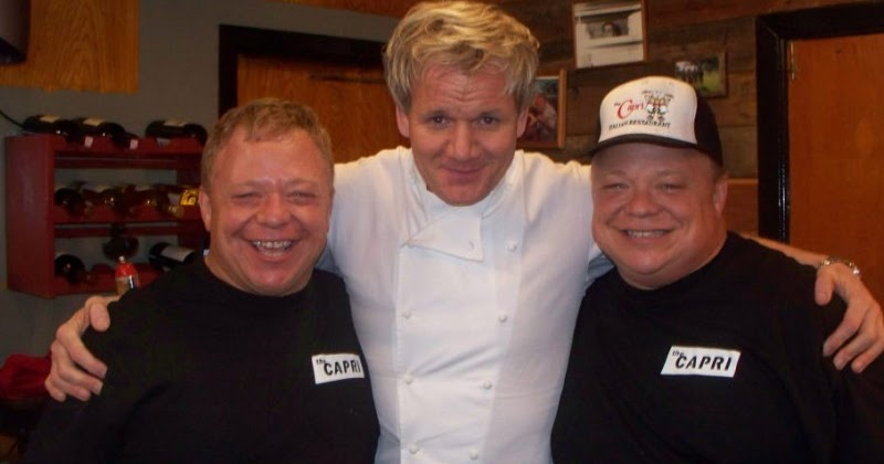 Kitchen Nightmares The Capri Restaurant Closed Reality Tv Revisited