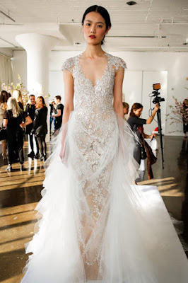 Marchesa Bridal Spring-Summer 2017 {Cool Chic Style Fashion}