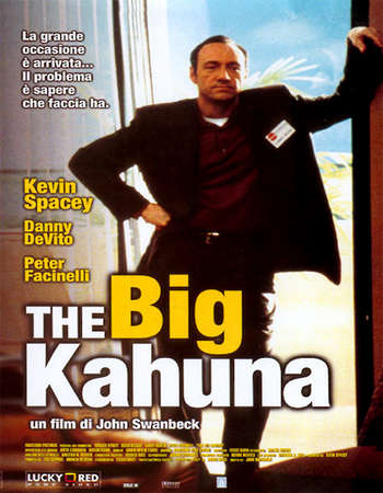 Poster Of The Big Kahuna 1999 Hindi Dual Audio 300MB Web-DL 576p  Free Download Watch Online world4ufree.org
