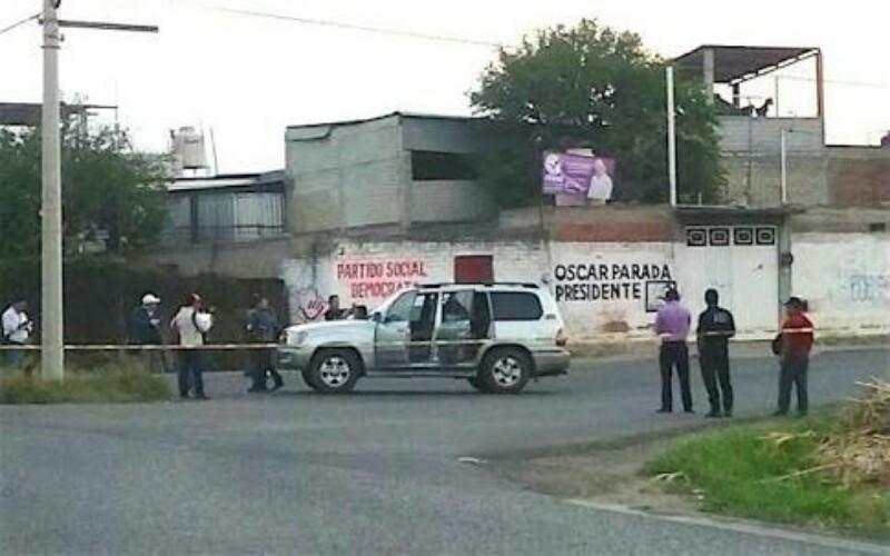 Ejecutan a cuatro personas en Oaxaca