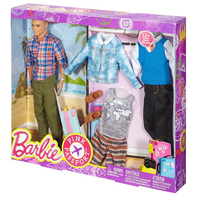 Toys R Us Pack And Play : Ken doll novidades da linha barbie