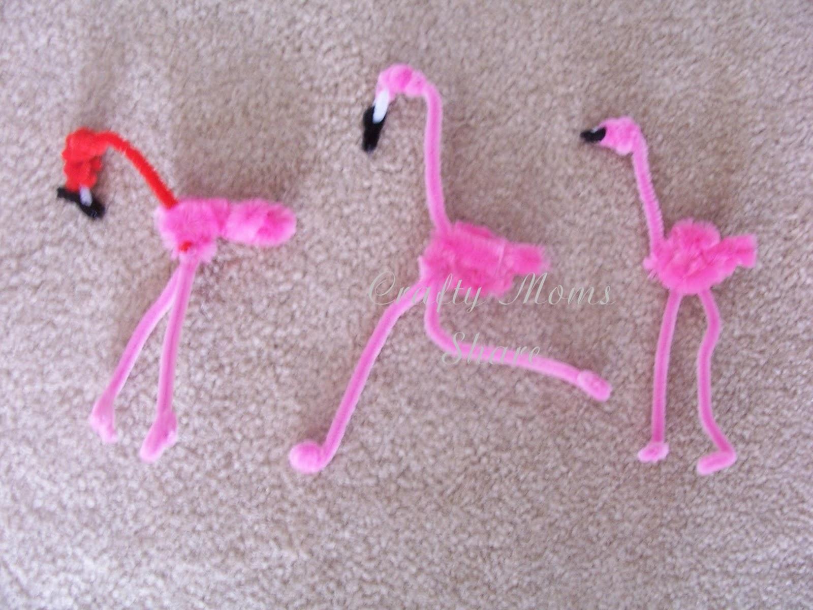 Thursday August 8 2013 & Crafty Moms Share: Flamingo Friday: Sylvie