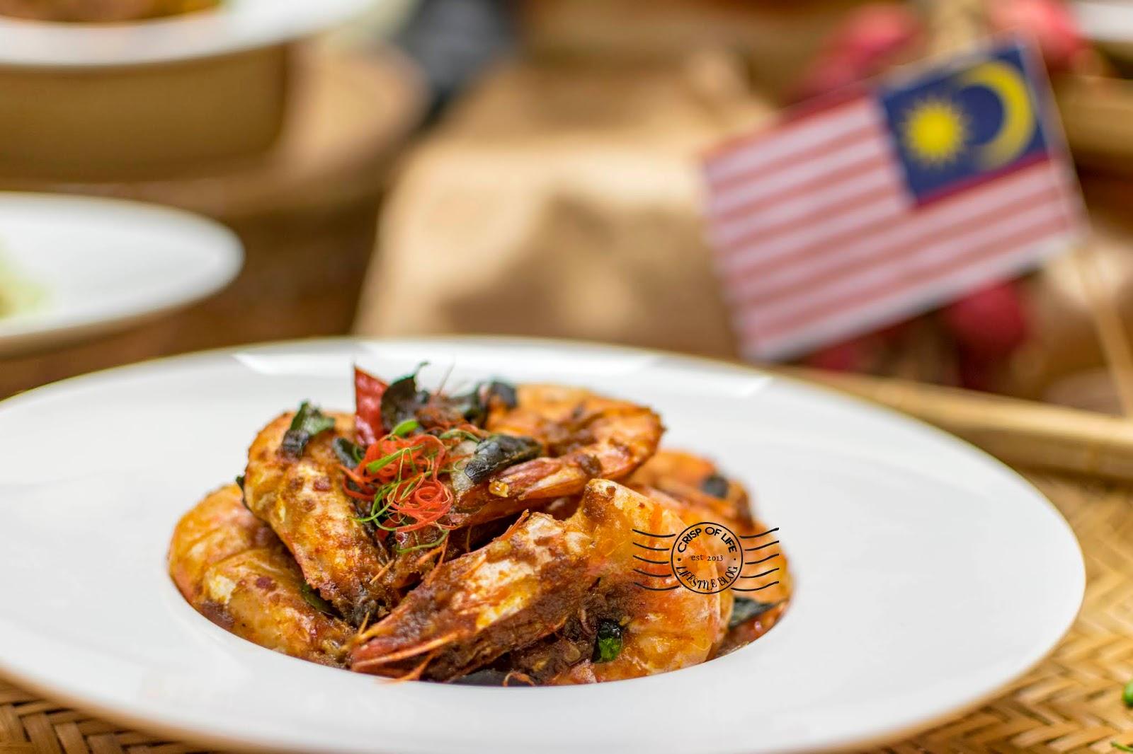Ixora Malaysia Day Buffet Lunch 2018