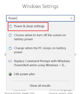 Pengaturan Windows 10