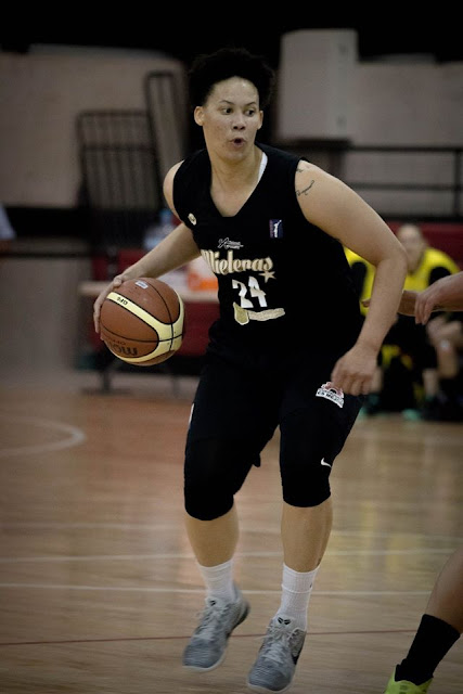 April Skyes WNBA