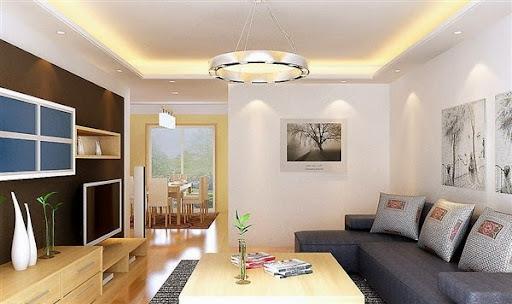 Model Lampu Untuk Ruang Keluarga Tamu Dan Makan Dapur