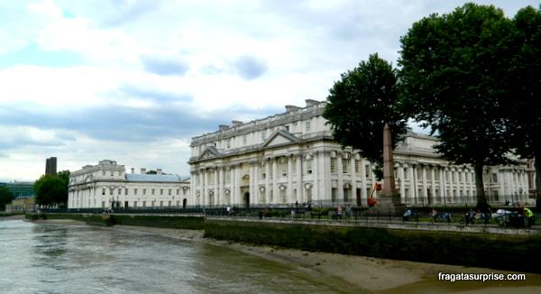 Atracadouro de Greenwich